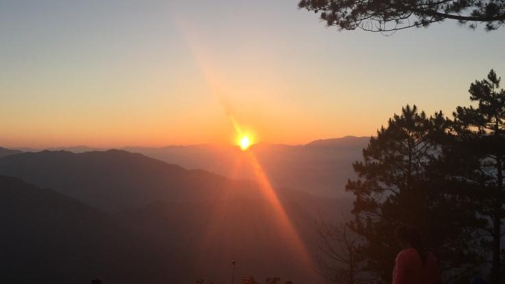 Kiltepan: Sunrise at Sagada
