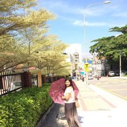 Going to Stadium Negara