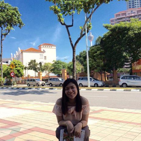 KL Tower from Stadium Negara