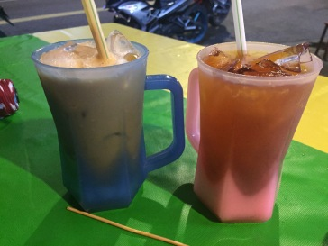 Milk Tea & Sort of Sugar Tea
