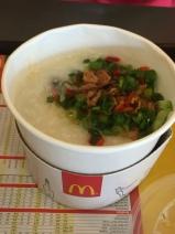 Bubur Ayam (Porridge)