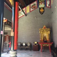 Inside Chan She Shu Yuen Temple