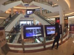 Inside Suria KLCC