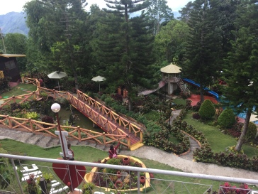 Garden of Gethsemane Mountain Resort